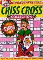 Take A Break Crisscross Collection Magazine Issue NO 14 XMAS