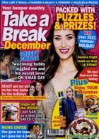 Take A Break Monthly Magazine Issue DEC 20