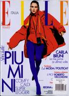 Elle Italian Magazine Issue NO 45