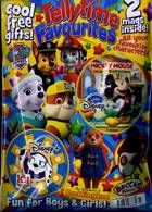 Tellytime Favourites Magazine Issue NO 143