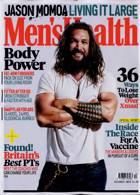 Mens Health Magazine Issue DEC 20