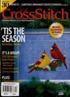 Just Cross Stitch Magazine Issue DEC 20