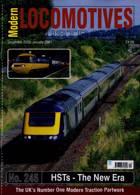 Modern Locomotives Illustrated Magazine Issue DEC-JAN