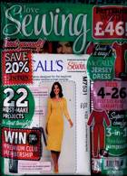 Love Sewing Magazine Issue NO 88