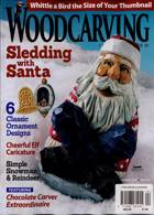 Woodcarving Illustrated Magazine Issue WINTER