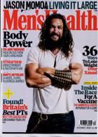 Mens Health Travel Size Magazine Issue DEC 20