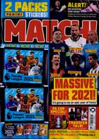 Match Magazine Issue 05/01/2021
