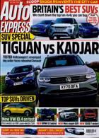 Auto Express Magazine Issue 30/12/2020
