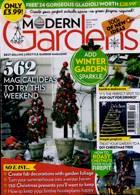 Modern Gardens Magazine Issue DEC 20