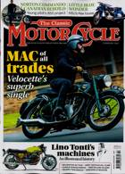 Classic Motorcycle Monthly Magazine Issue FEB 21