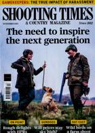 Shooting Times & Country Magazine Issue 30/12/2020