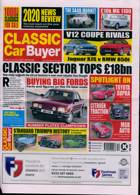 Classic Car Buyer Magazine Issue 30/12/2020
