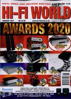 Hi Fi World & Comp Audio Magazine Issue JAN 21