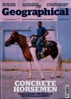 Geographical Magazine Issue FEB 21
