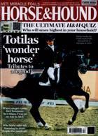 Horse And Hound Magazine Issue 24/12/2020