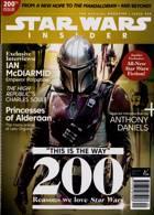 Star Wars Insider Magazine Issue NO 200