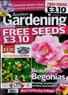 Amateur Gardening Magazine Issue 23/01/2021