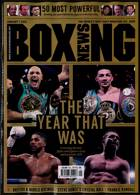 Boxing News Magazine Issue 07/01/2021
