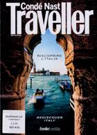 Conde Nast Traveller It Magazine Issue 85