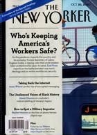 New Yorker Magazine Issue 26/10/2020