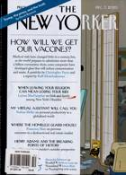 New Yorker Magazine Issue 07/12/2020