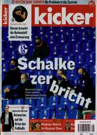 Kicker Montag Magazine Issue NO 48