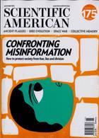 Scientific American Magazine Issue NOV