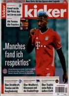 Kicker Montag Magazine Issue NO 42