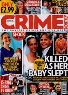 Crime Monthly Magazine Issue NO 21
