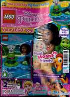 Lego Disney Princess Magazine Issue NO 8