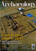 Current Archaeology Magazine Issue JAN 21