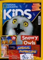 National Geographic Kids Magazine Issue JAN 21