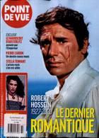 Point De Vue Magazine Issue NO 3772