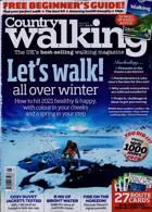Country Walking Magazine Issue JAN 21