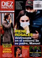Diez Minutos Magazine Issue NO 3616