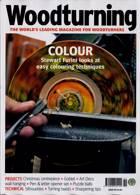 Woodturning Magazine Issue WT351