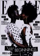 Elle Travel Edition Magazine Issue JAN 21