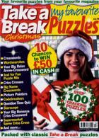 Tab My Favourite Puzzles Magazine Issue XMAS 20