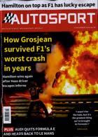 Autosport Magazine Issue 03/12/2020