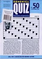 Domenica Quiz Magazine Issue NO 50