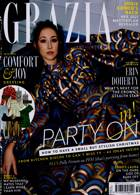 Grazia Magazine Issue 14/12/2020