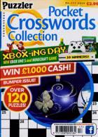 Puzzler Q Pock Crosswords Magazine Issue NO 217