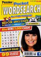 Puzzler Pocket Wordsearch Magazine Issue NO 445
