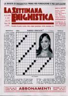 La Settimana Enigmistica Magazine Issue NO 4629