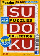 Puzzler Sudoku Puzzle Collection Magazine Issue NO 156