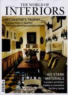 World Of Interiors Magazine Issue JAN 21