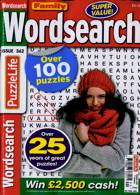 Family Wordsearch Magazine Issue NO 362