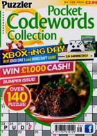 Puzzler Q Pock Codewords C Magazine Issue NO 156