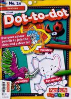 Puzzlelife Junior Bronze Magazine Issue DOT TO D24