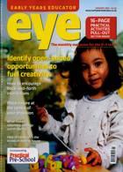 Early Years Educator Magazine Issue JAN 21